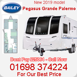 Bailey Palermo Sale. Call 01698 374224