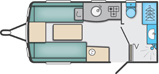 Alpine 2 Floorplan