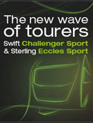 A new wave of tourers, Swift Sport Range